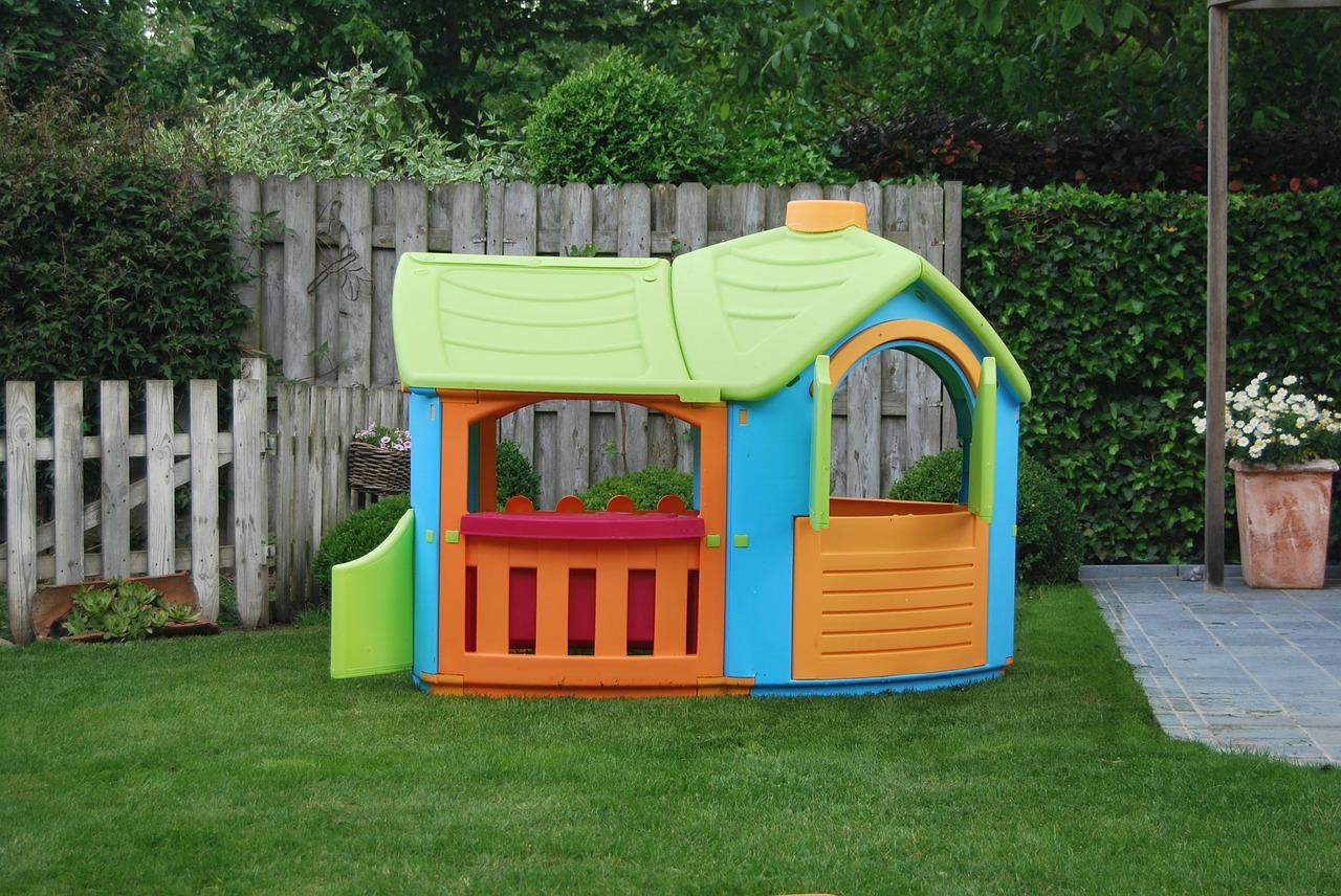 tuin speciaal voor kinderen