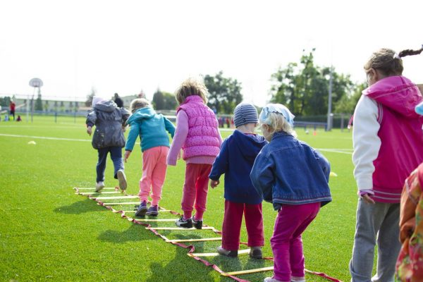 actief uitje voor kinderen