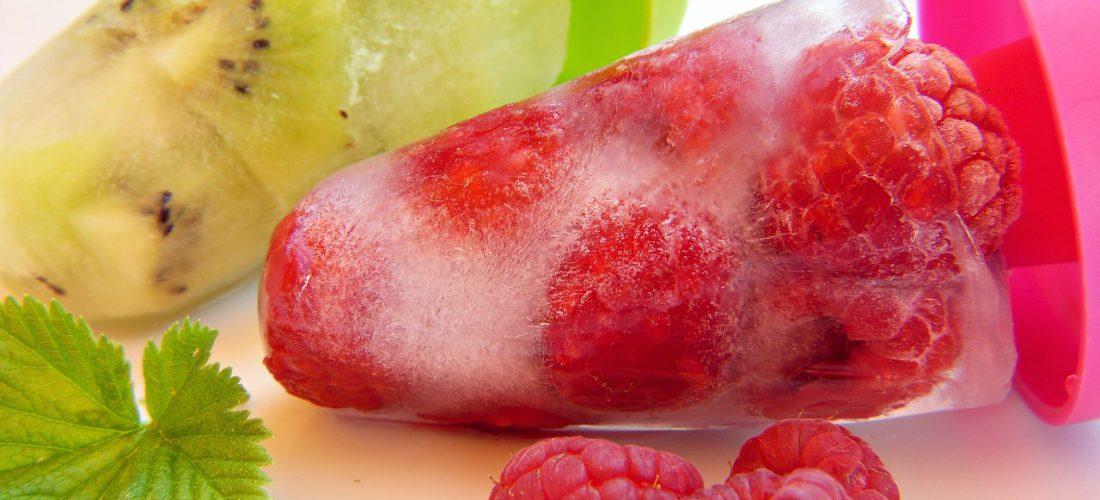 Een lekkere en gezonde fruittraktatie