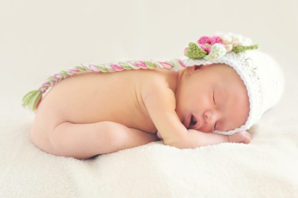kraambezoek bevalling