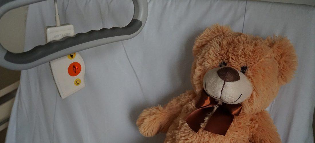 zoon in ziekenhuis