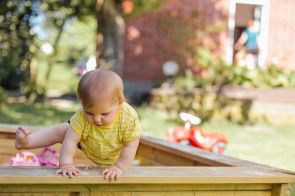 kindvriendelijke tuin aanleggen