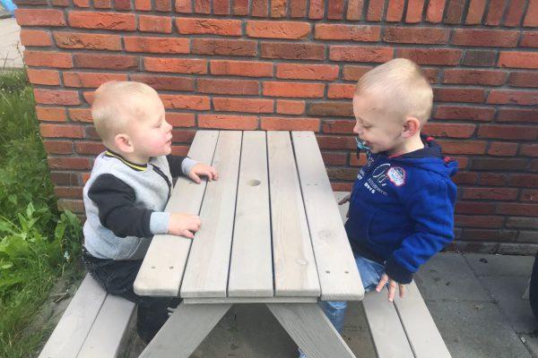 kleine jongens