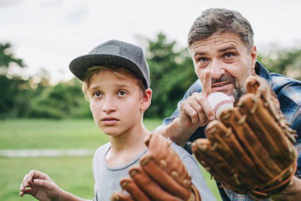 vader en zoon activiteiten