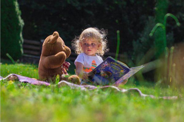 Tuin opknappen kinderen