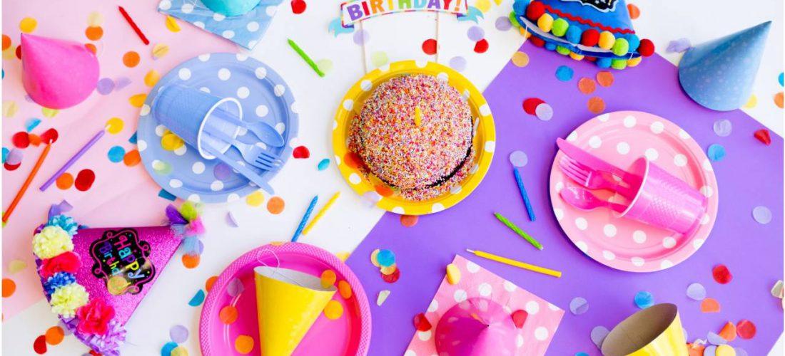 Thema kinderfeestje